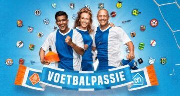 Sponsor je voetbalclub met Voetbalpassie
